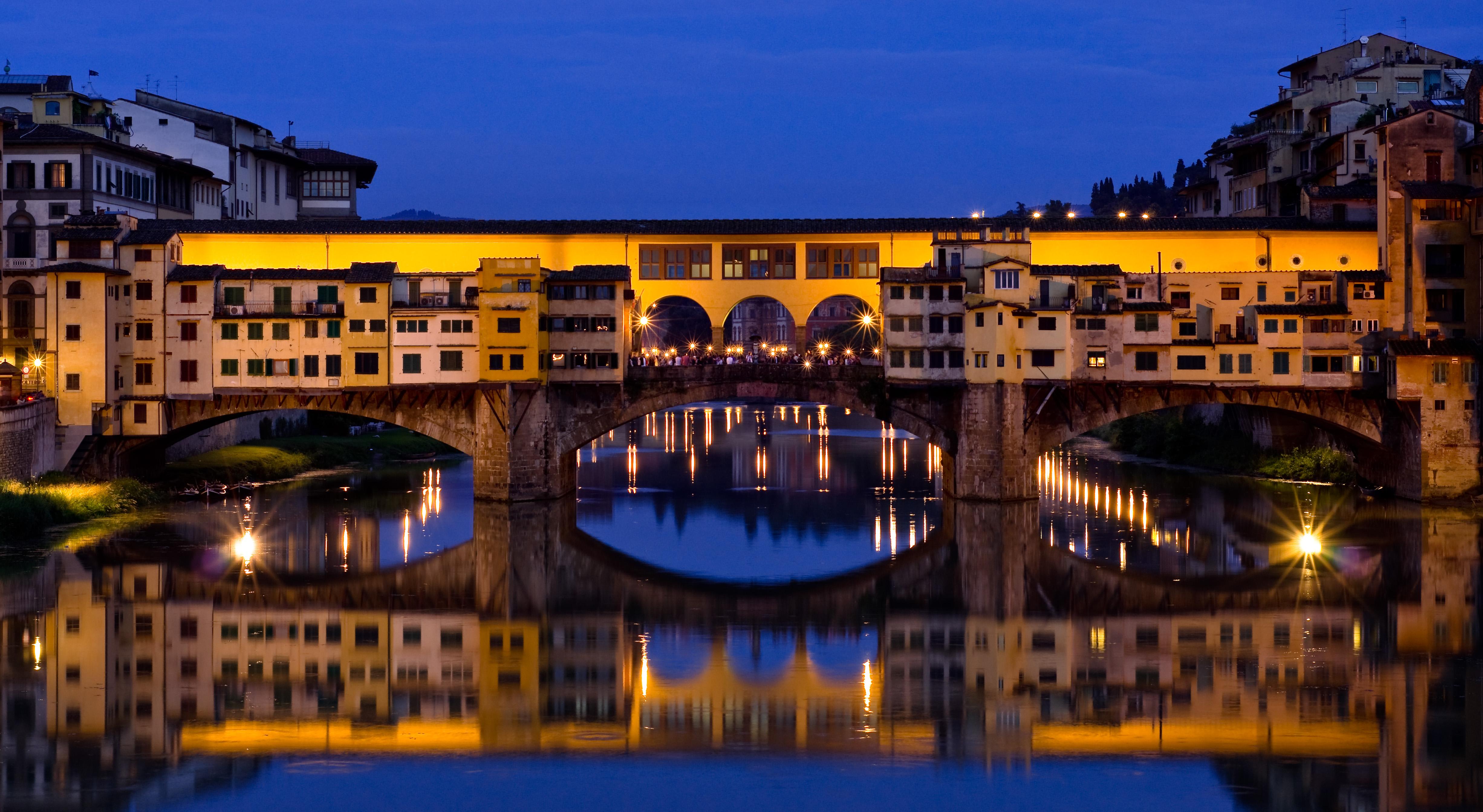 Ponte Vecchio, Night | robert kent photography